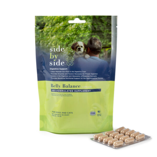 Side by Side Pet - Supplements - Belly Balance