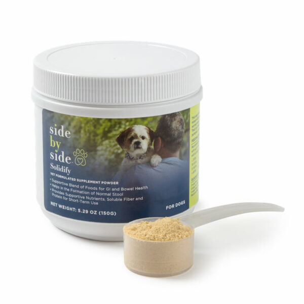 Side by Side Pet - Supplements - Solidify