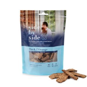 Side by Side Pet - Treats - Duck L'Orange