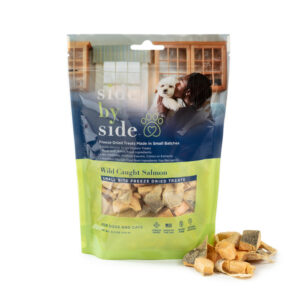 Side by Side Pet - Treats - Salmon Bites