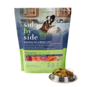 Side by Side Pet - Freeze Dried - Beef + Duck Recipe