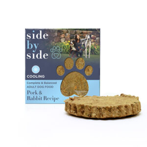 Side by Side Pet - Single Serve Patty - Cooling Pork & Rabbit